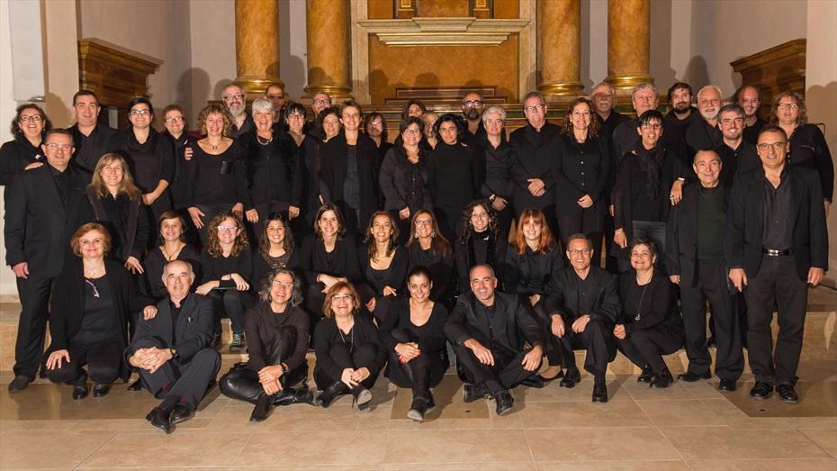 Concert de Nadal: Cor Ciutat de Tarragona - Convent de les Arts d'Alcover