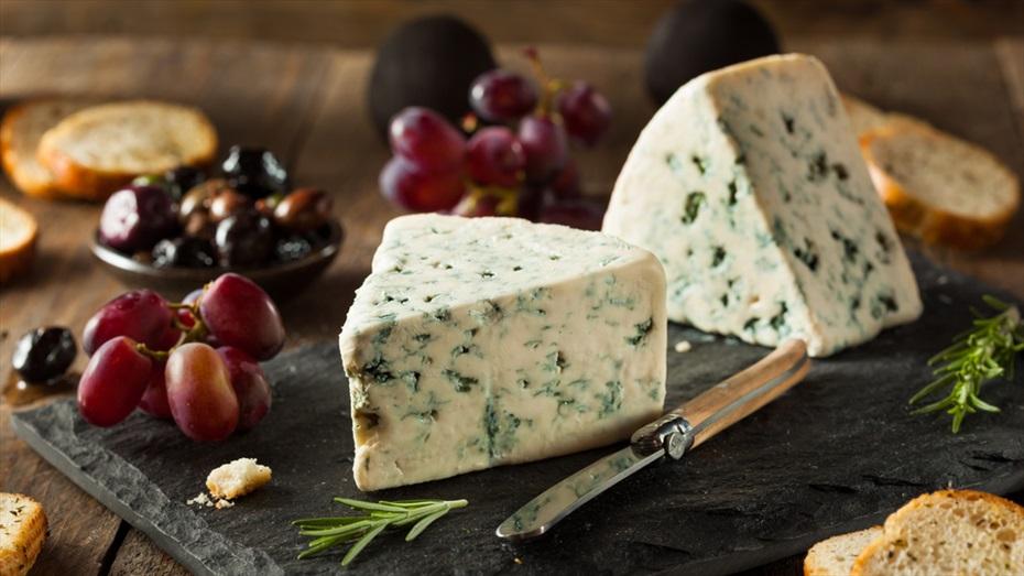 Formatges blaus amb vins dolços del Penedès