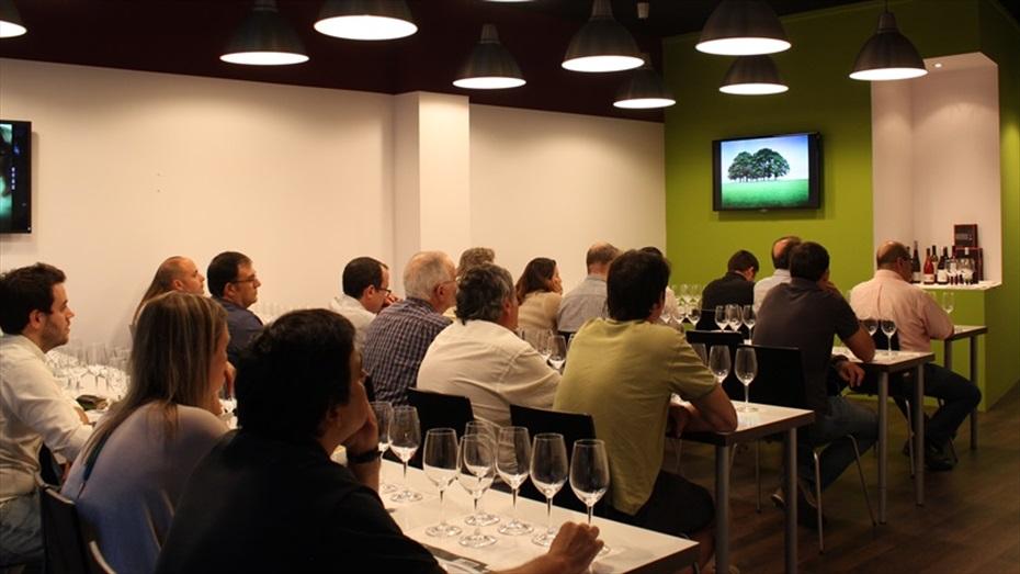 Pernil ibèric de diferents DOs amb vins i escumosos del Penedès