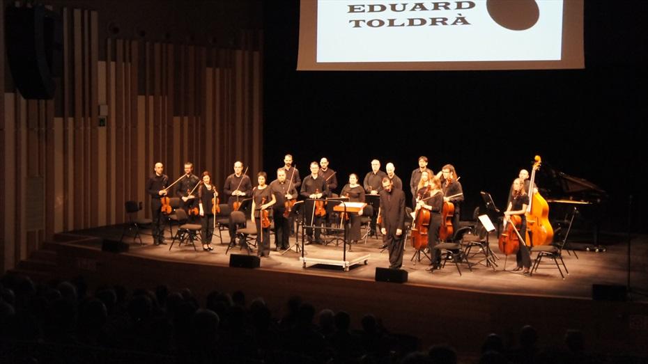 Camerata Eduard Toldrà i Orquestra Simfónica Mestre Montserrat