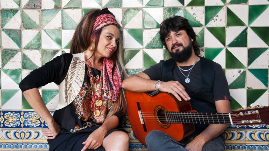 Marinah & Chicuelo. Sintonías
