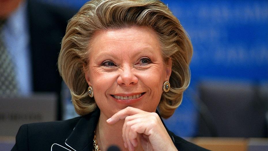 D.O. Europa amb Viviane Reding. Té futur Europa tal i com la coneixem?