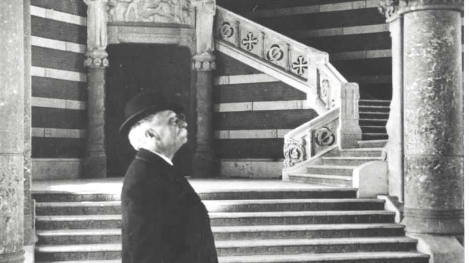 Conferència al Recinte Modernista de Sant Pau: El projecte inacabat de Domènech i Montaner
