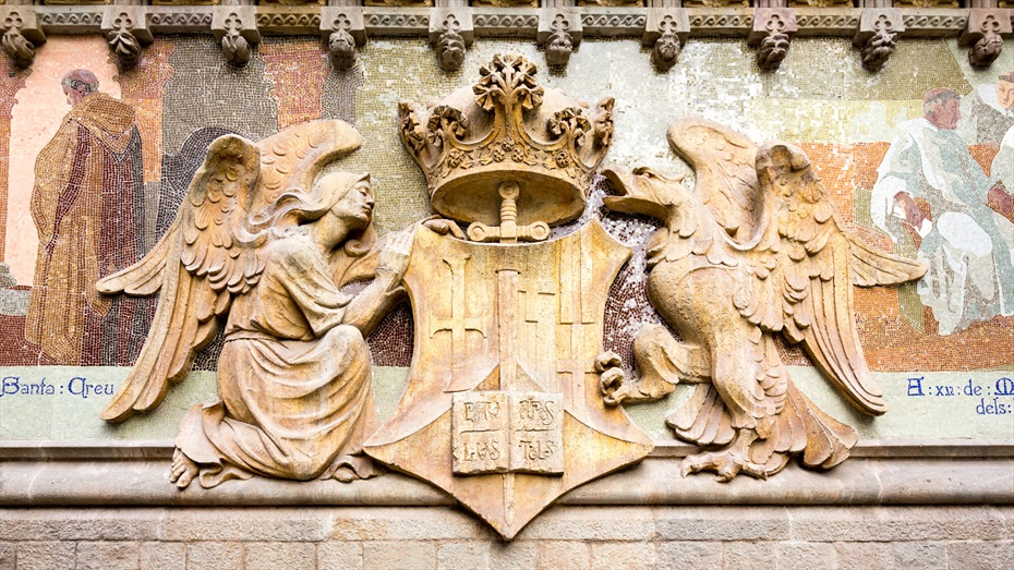 Conferència al Recinte Modernista de Sant Pau: La Iconografia del Recinte Modernista