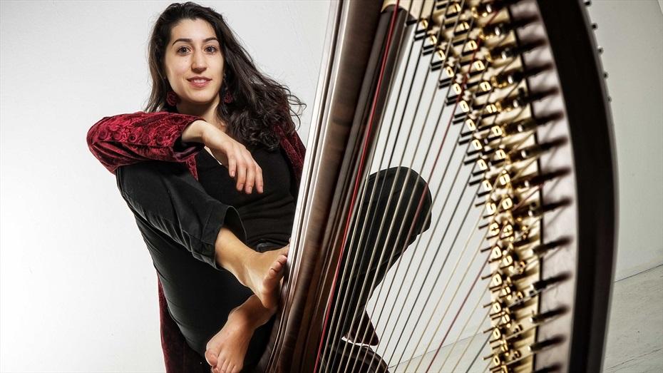 Concert al Recinte Modernista de Sant Pau: Berta Puigdemasa. Les Yeux Fermés