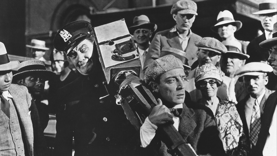 Concert per a cinema mut al Recinte de Sant Pau: The Cameraman