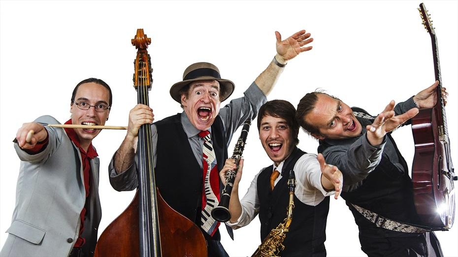 XXV Mostra de jazz de Sant Boi - Don Scanlon & The Cool Cat