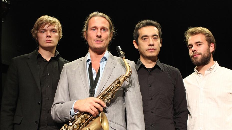 Gaëll Horellou Quartet