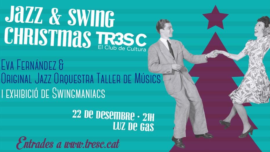 Jazz & Swing Christmas TR3SC