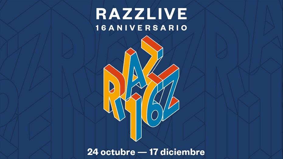 Satellite Stories + Stereo Total + Club Cheval Club - RazzLive 16è Aniversari