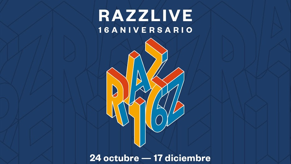 Baauer + Ken Ishii + Chloé - RazzLive 16è Aniversari