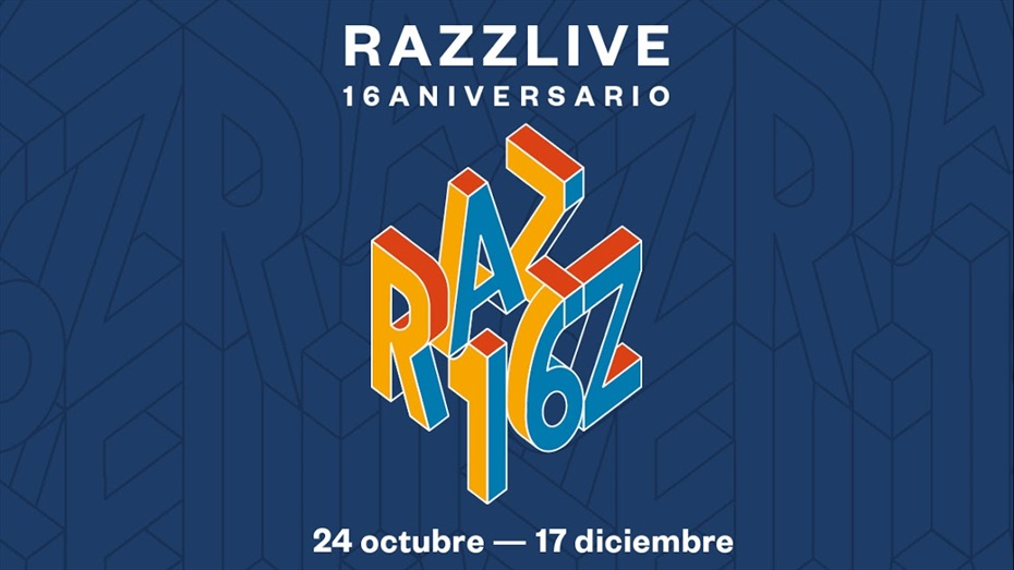 Twin Atlantic + Mall Grab + Telegram + Hunee + Prosumer - RazzLive 16è Aniversari