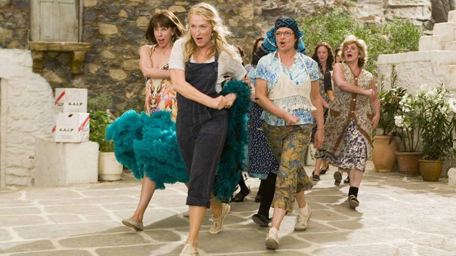 Sing-Along: Mamma Mia + Moulin Rouge