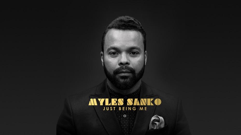 Myles Sanko presenta 'Just Being Me'