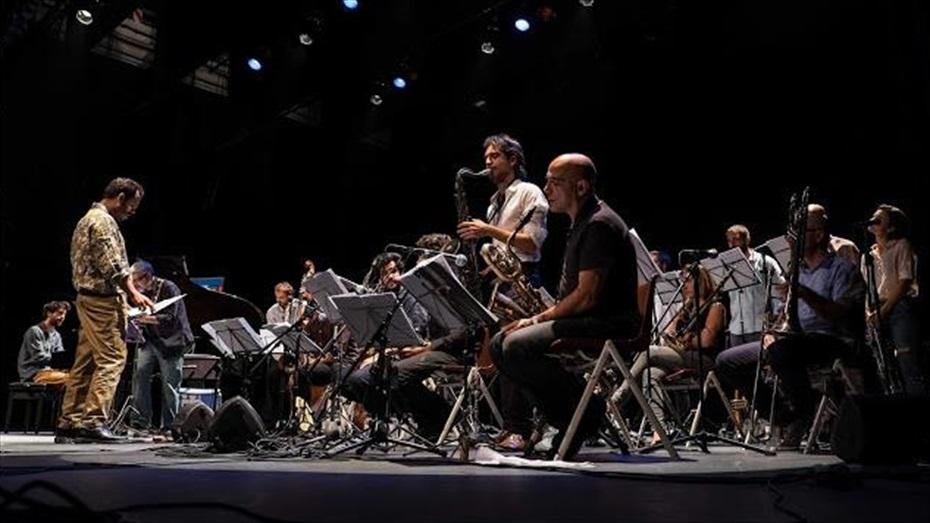 Martin Leiton Big Band