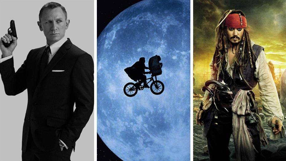 Grans èxits de la música de cinema