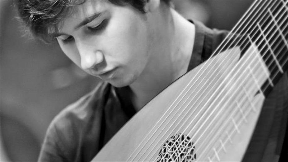 Thomas Dunford, Llaüd - Palau Bach