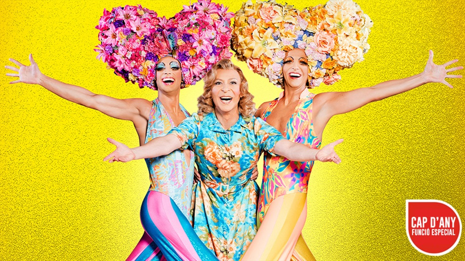Un cap d'any a 'Priscilla. El Musical'