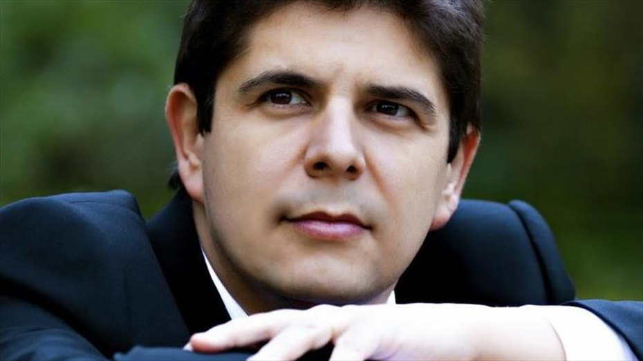 J. Perianes, piano - Palau Piano