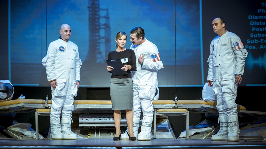 Astronautes, Houston tenim un cadàver!