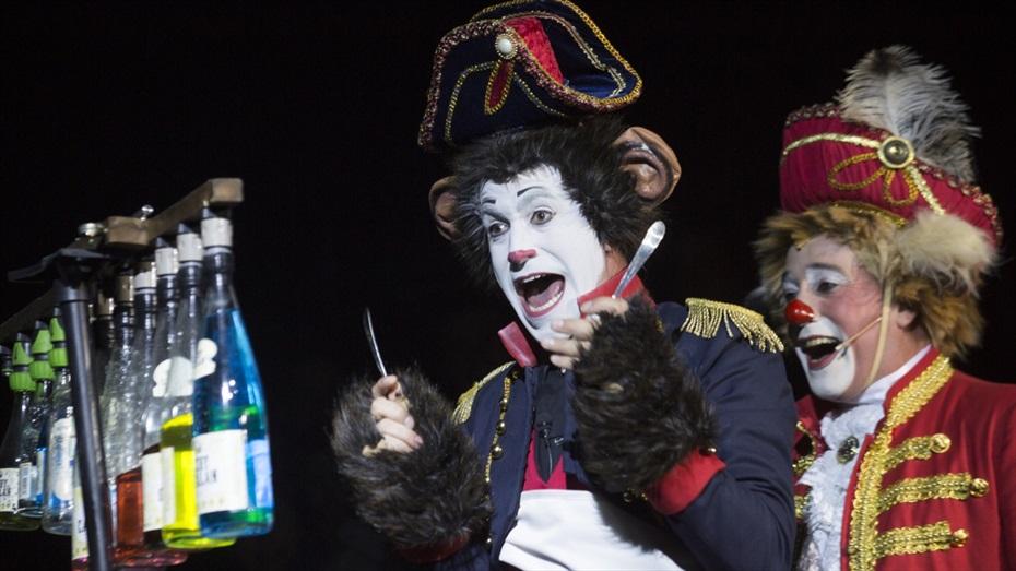Vida - Il Circo Italiano