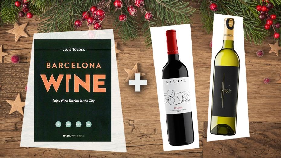 'BCN Wine' de Lluís Tolosa amb vins d'Abadal i Sumarroca