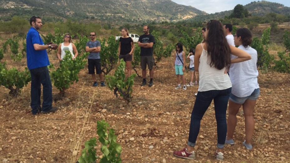 """Regala l'experiència enoturística """"Clos d'Englora"""" a Baronia del Montsant"""