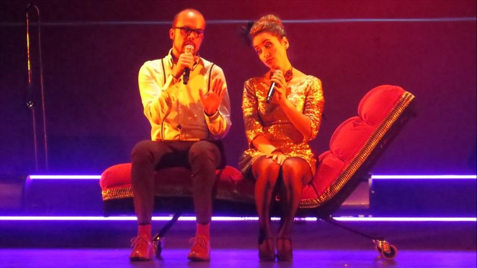 Dinamita la sarsuela amb Le Croupier