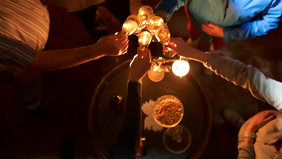 Tast a cegues en un espai màgic