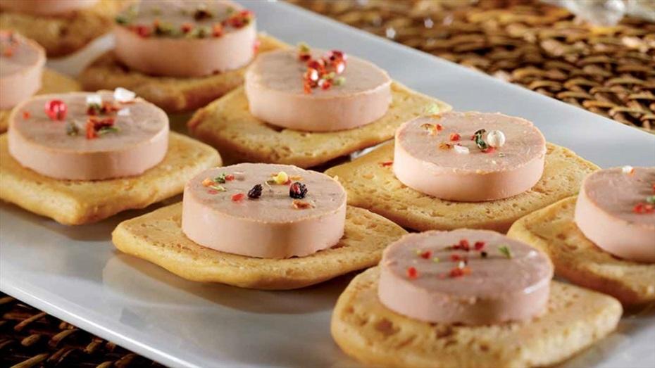 Rieslings del món amb tastets de foies