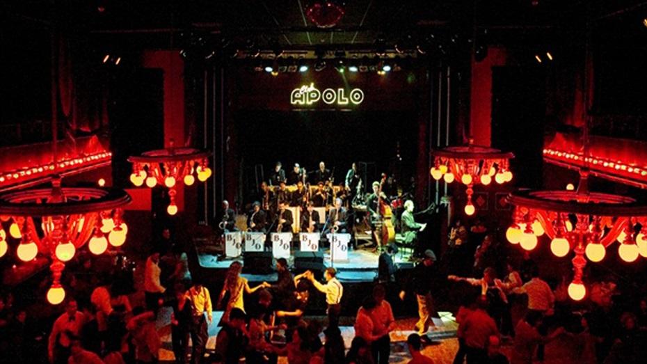 Jazz & Swing amb la Barcelona Jazz Orquestra: Especial Mardi Gras