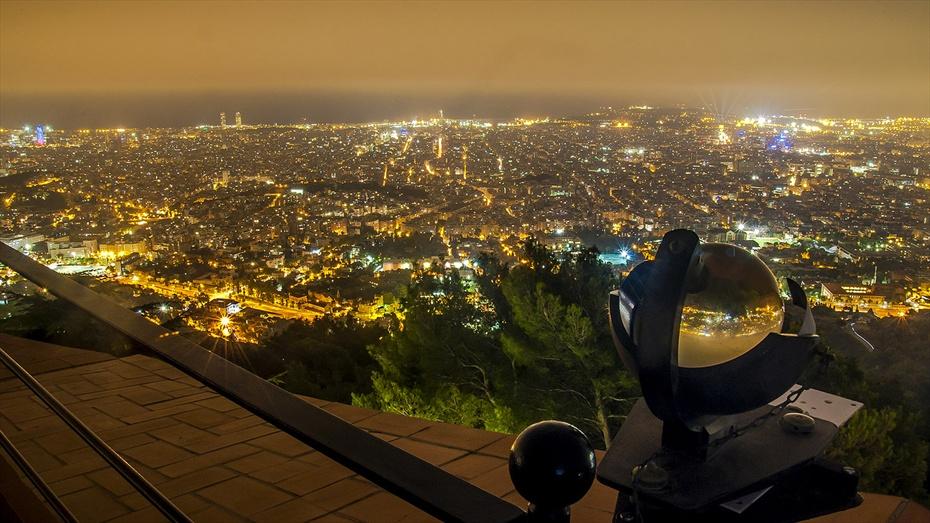 Visita guiada nocturna a l'observatori fabra