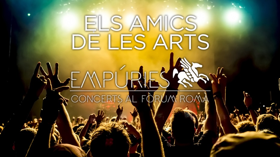 Els Amics de les arts + Clementina - Festival d'Empúries 2017