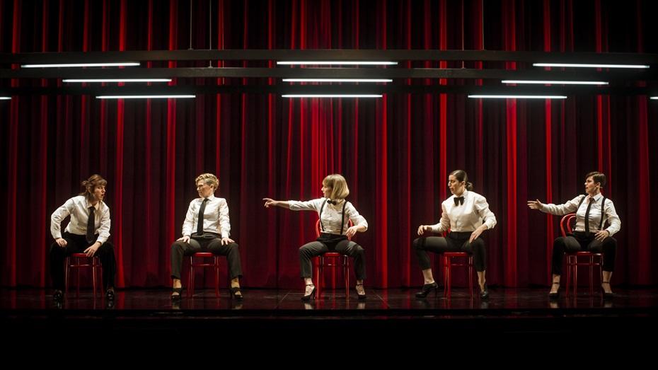 Homes, la comèdia musical