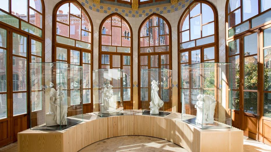 11è aniversari TR3SC: Visita exclusiva al nou pavelló del Recinte Modernista de Sant Pau