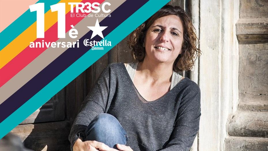 11è aniversari TR3SC: Sopar literari amb Sílvia Soler