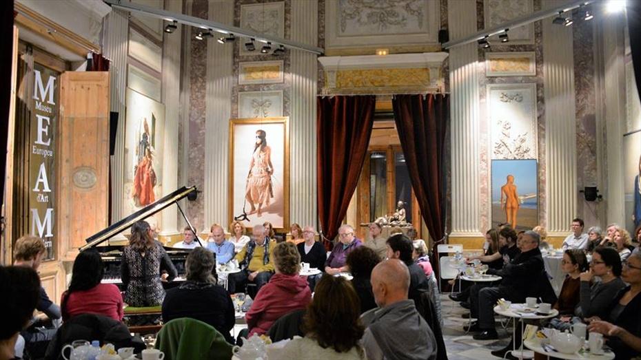 Dissabtes de brenar amb música clàssica