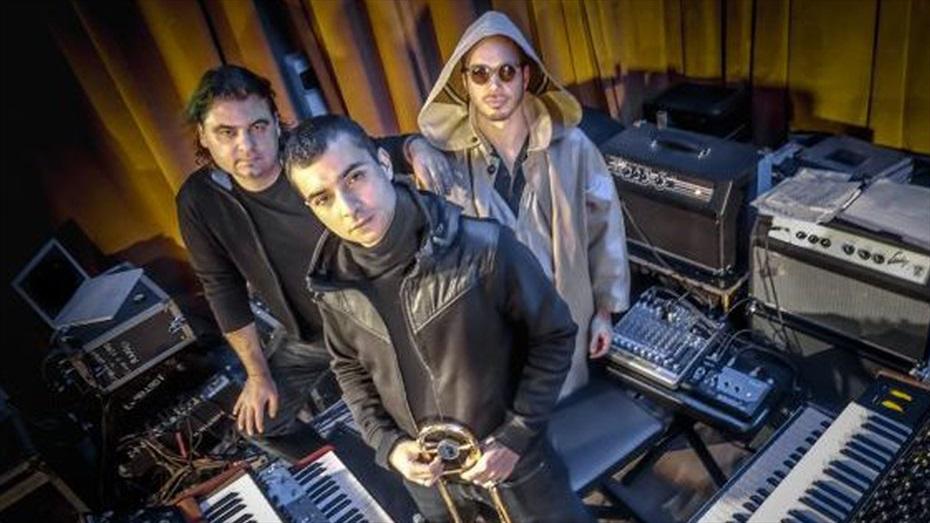 Gianluca Petrella Trio 70's