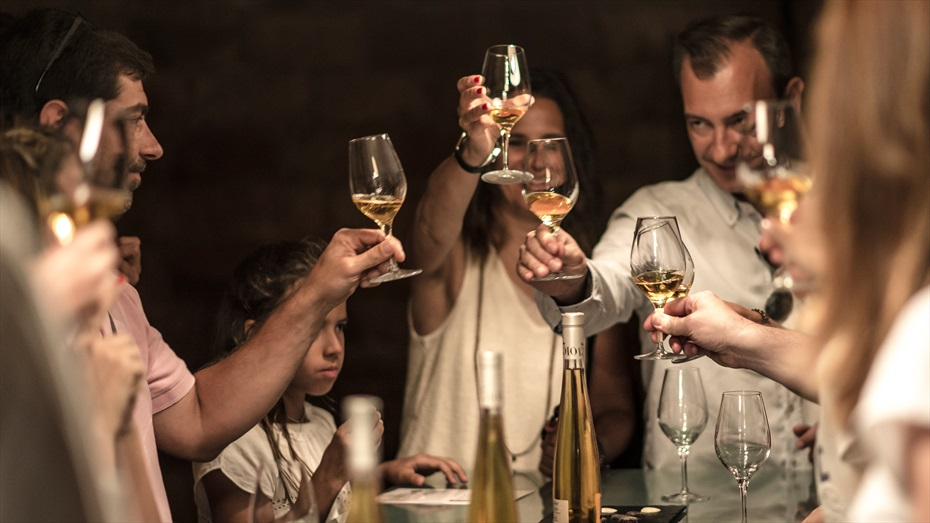 Wine & Cava Experience amb Jean Leon i Caves Nadal