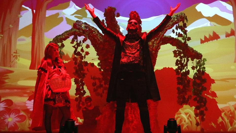 Red Rock Caperucita El musical