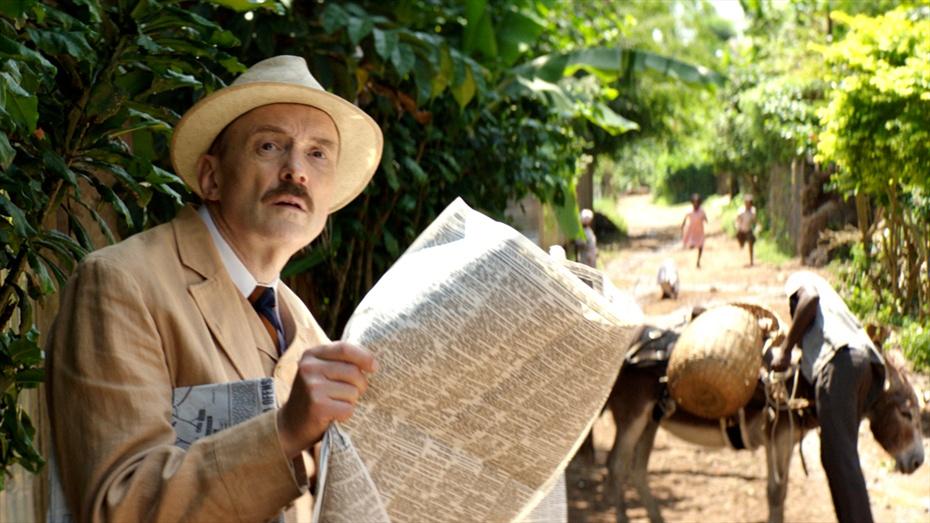 Cinema Boliche: Stefan Zweig. Adiós Europa