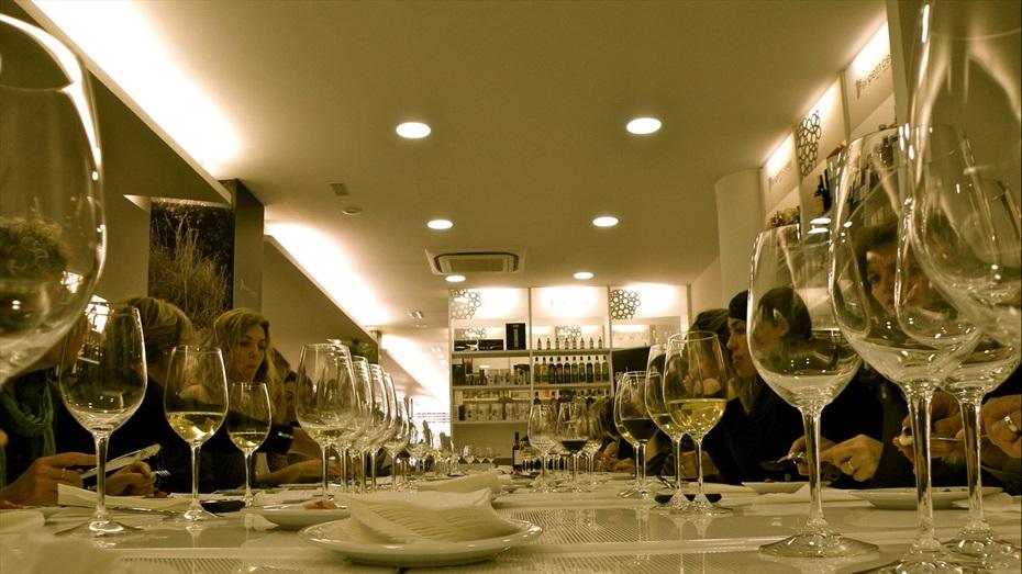 Maridatge TR3SC: Maridatge amb vins i pernil d'aglà Enrique Tomás