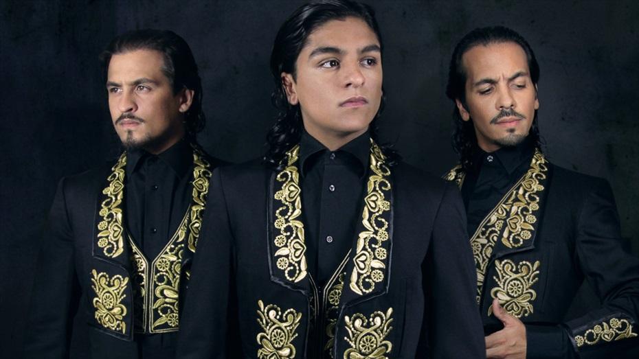 Farruquito + Farru + El Carpeta - Tr3s Flamenco