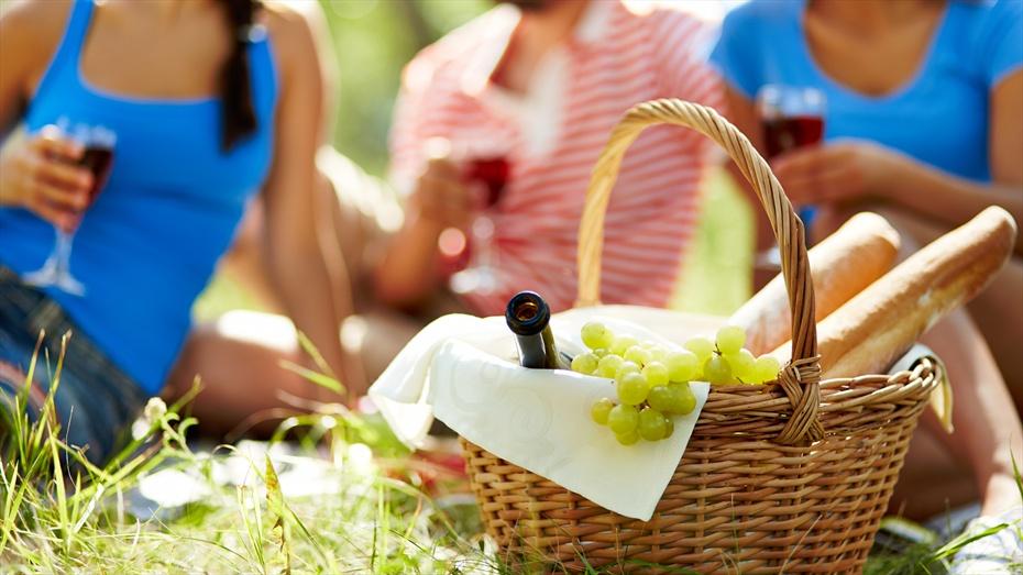 Pícnics i àpats a la fresca
