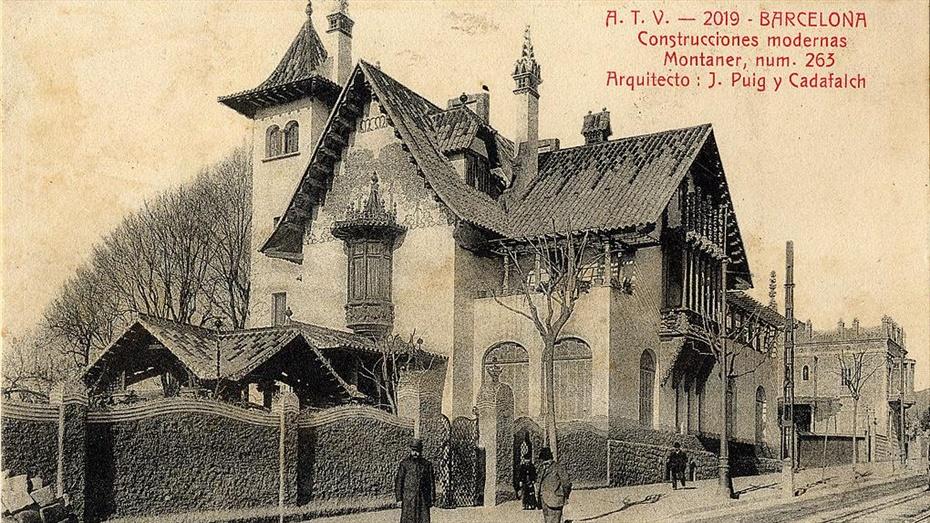 Històries de ciències: Josep Puig i Cadafalch, un arquitecte polifacètic