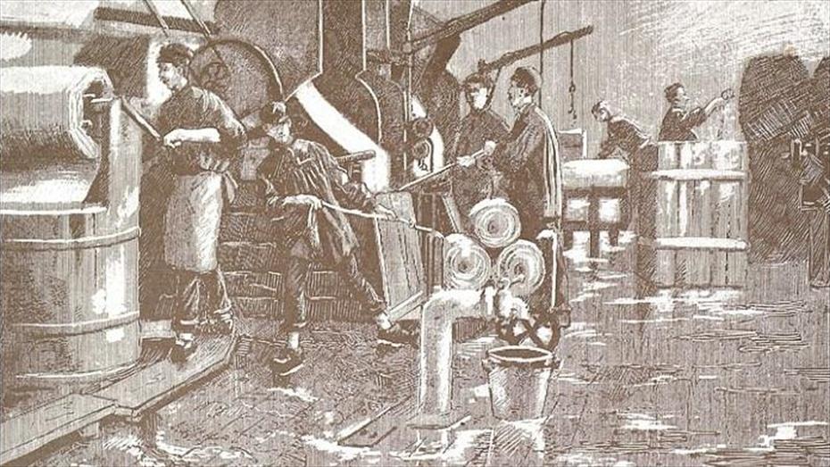 Històries de Ciències: Fàbriques i obrers a Sants