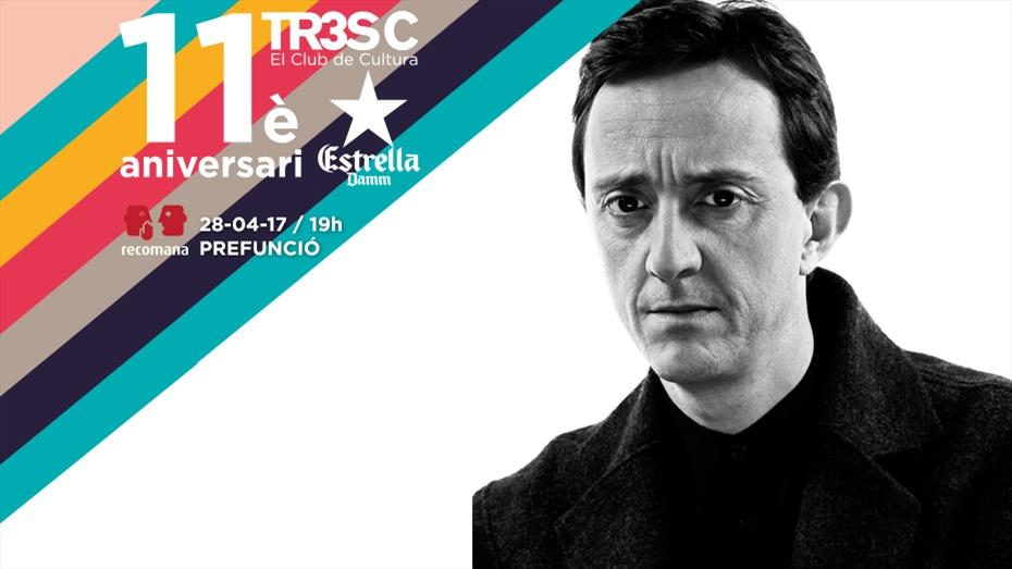 11è aniversari TR3SC: Ivànov + Activitat Prefunció