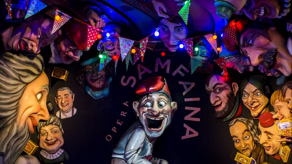 Samfaina Tour per Sant Jordi