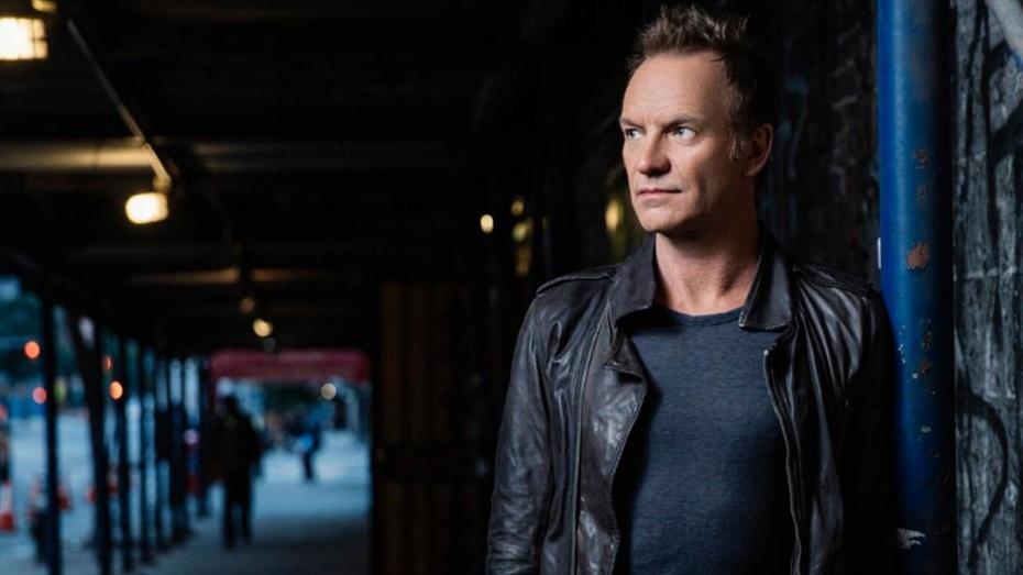 Sting - 2017 Festival Jardins Pedralbes
