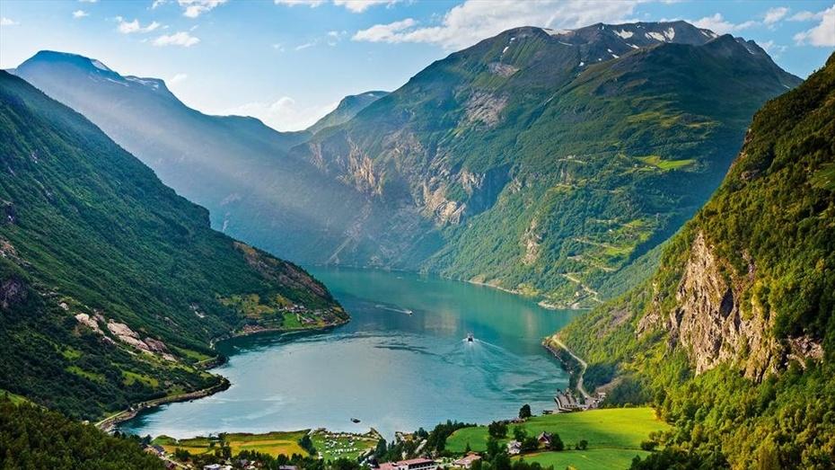Paisatges de Noruega